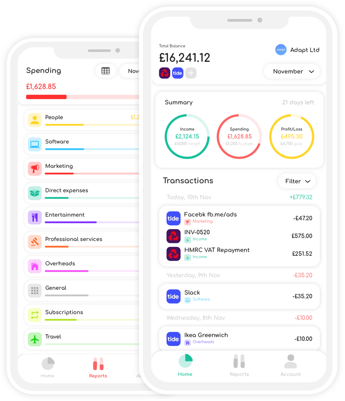 business budgeting app